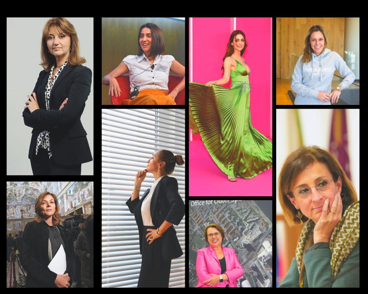 Forbes, donne Italiane di successo nel 2020